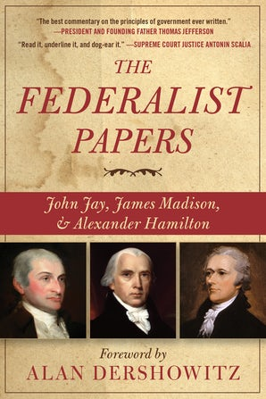 The Federalist Papers book image