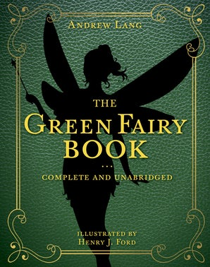 The Green Fairy Book book image