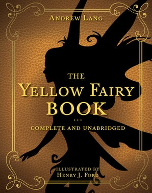 The Yellow Fairy Book book image