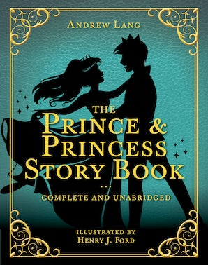 The Prince & Princess Story Book book image