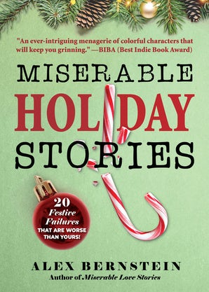 Miserable Holiday Stories book image