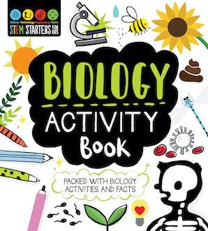 STEM Starters for Kids Biology Activity Book book image