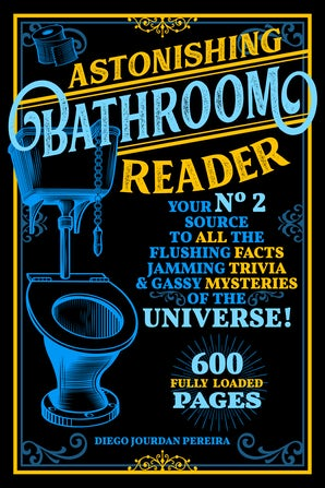 Astonishing Bathroom Reader book image