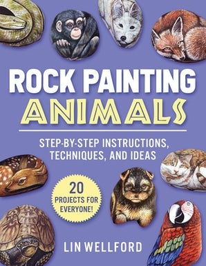 Rock Painting Animals book image