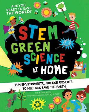 STEM Green Science At Home book image