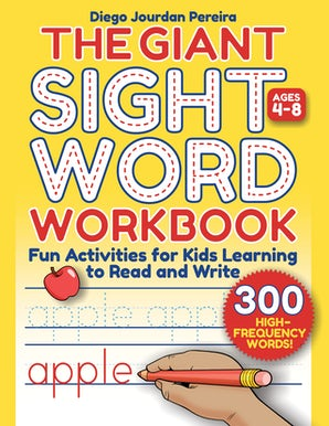 The Giant Sight Word Workbook book image