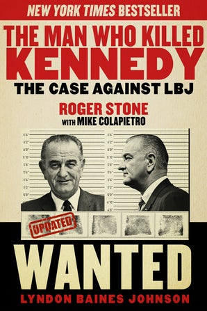 The Man Who Killed Kennedy book image