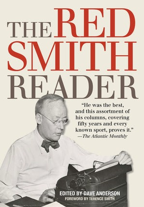 The Red Smith Reader book image