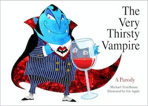 The Very Thirsty Vampire book image