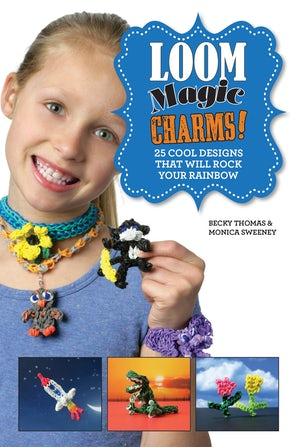Loom Magic Charms! book image