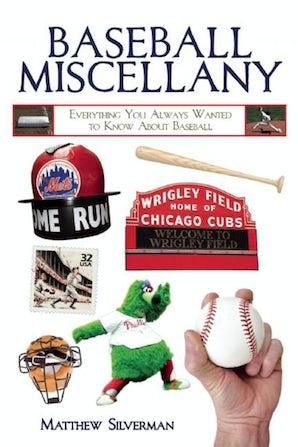 Baseball Miscellany book image