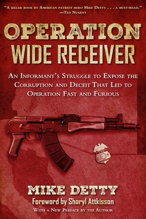 Operation Wide Receiver book image