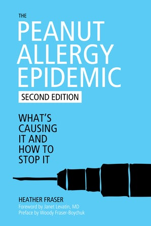 The Peanut Allergy Epidemic book image