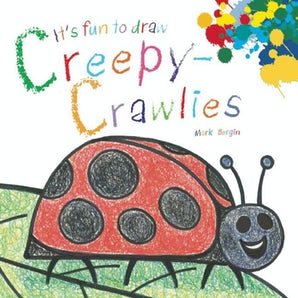 It's Fun to Draw Creepy-Crawlies book image