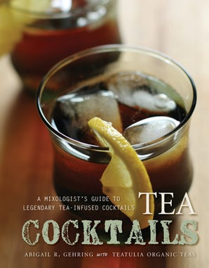 Tea Cocktails book image