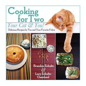 Cooking for Two--Your Cat & You! book image