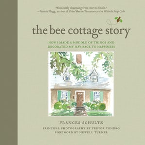 The Bee Cottage Story book image