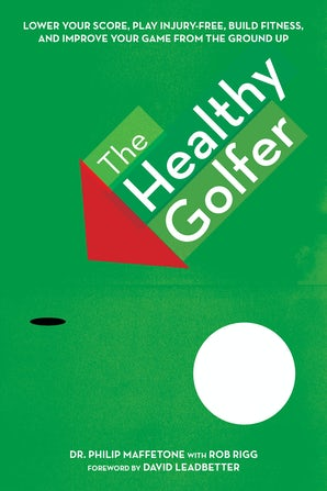 The Healthy Golfer book image