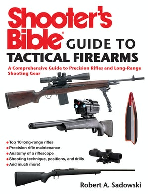 Shooter's Bible Guide to Tactical Firearms book image