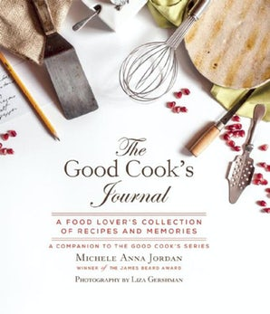 The Good Cook's Journal book image