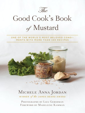 The Good Cook's Book of Mustard book image