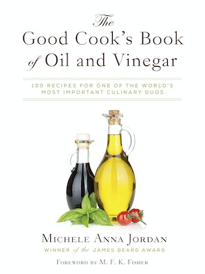 The Good Cook's Book of Oil and Vinegar book image