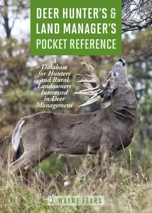 Deer Hunter's & Land Manager's Pocket Reference book image