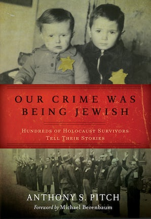 Our Crime Was Being Jewish book image