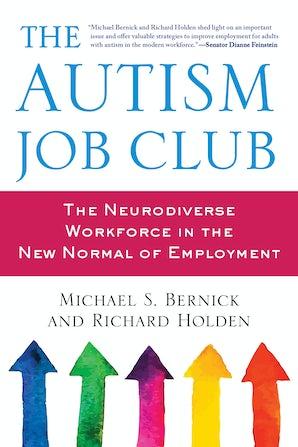 The Autism Job Club book image