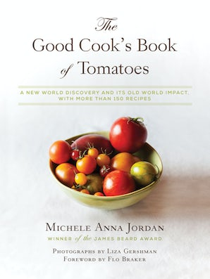 The Good Cook's Book of Tomatoes book image