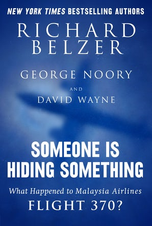 Someone Is Hiding Something book image