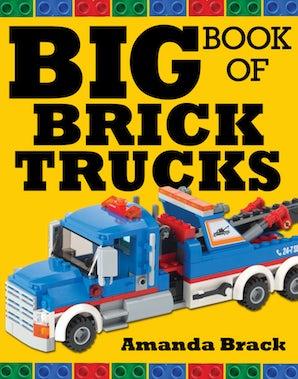 Big Book of Brick Trucks book image