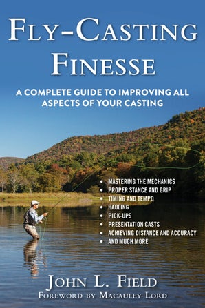 Fly-Casting Finesse book image