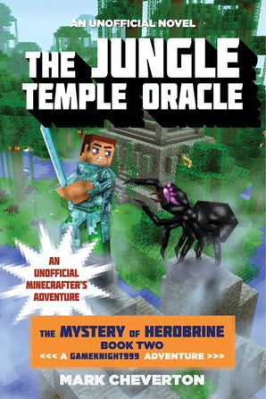 The Jungle Temple Oracle book image