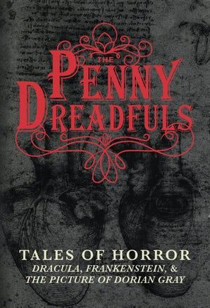 The Penny Dreadfuls book image