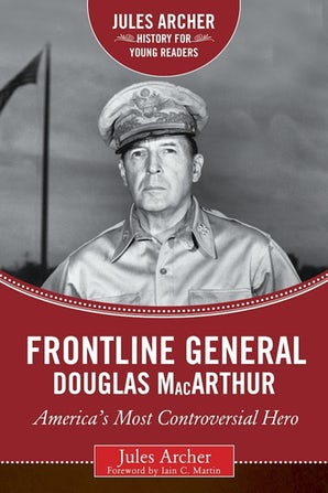 Frontline General: Douglas MacArthur book image