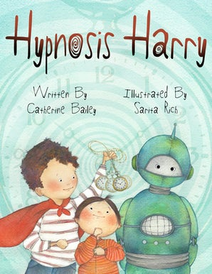 Hypnosis Harry book image