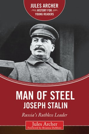 Man of Steel: Joseph Stalin book image
