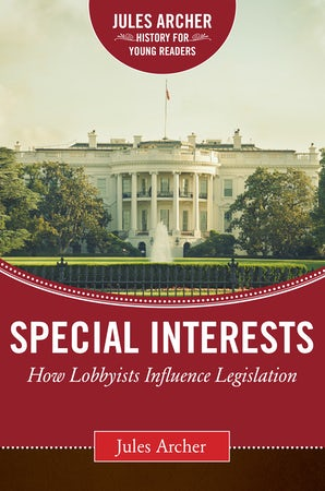 Special Interests book image