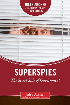 Superspies book image