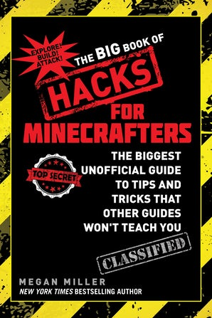 The Big Book of Hacks for Minecrafters book image