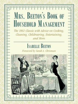 Mrs. Beeton's Book of Household Management book image