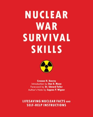 Nuclear War Survival Skills book image