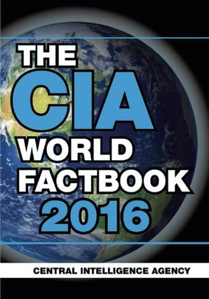 The CIA World Factbook 2016 book image
