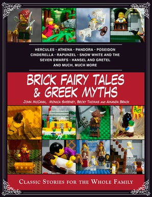 Brick Fairy Tales and Greek Myths: Box Set book image