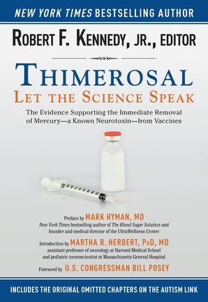 Thimerosal: Let the Science Speak