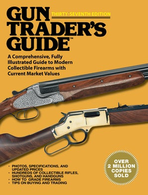Gun Trader's Guide, Thirty-Seventh Edition book image