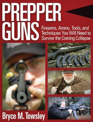 Prepper Guns book image