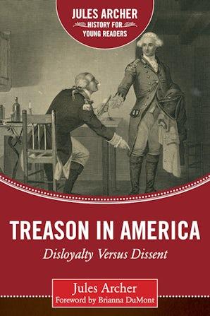Treason in America book image