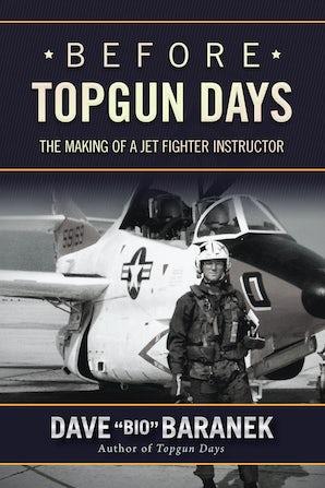 Before Topgun Days book image